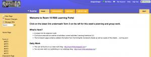 My Classroom Wiki Portal